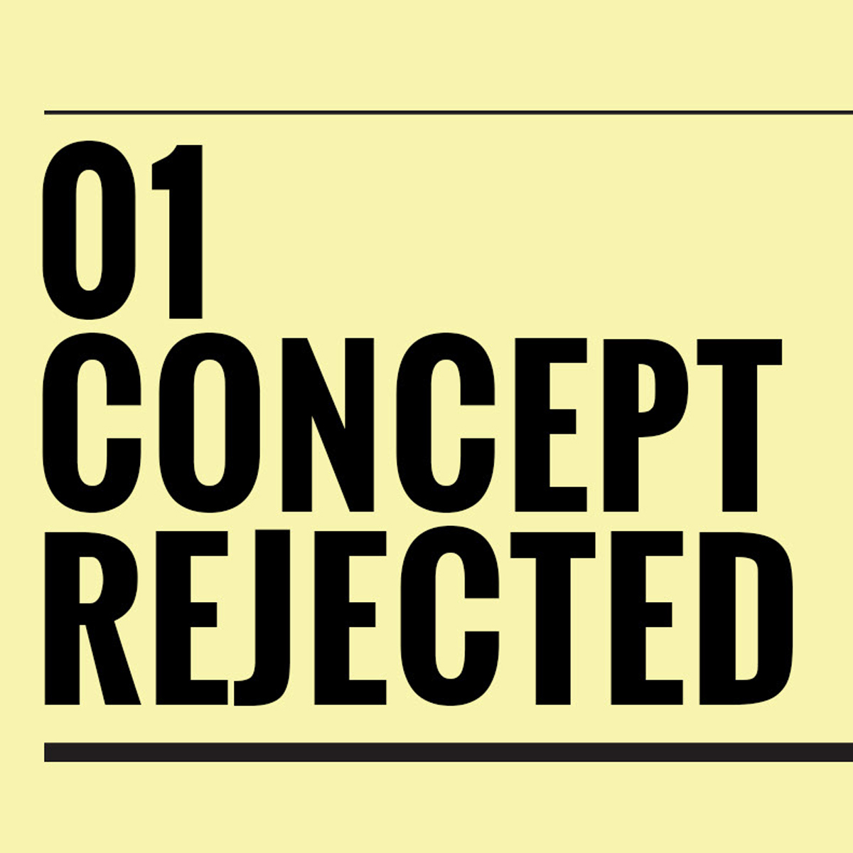 CONCEPT REJECTED 01